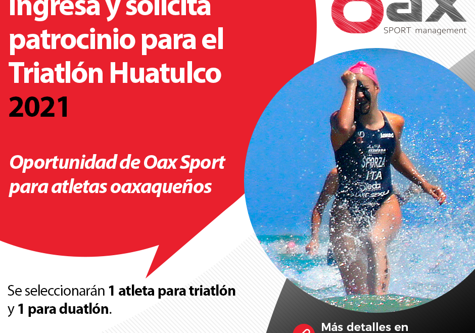 Oax Sport Launches a Sponsorship Opportunity to Participate in the 2021 Duathlon AsTri Huatulco